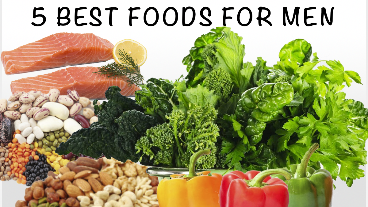 Best Foods for Men's Health