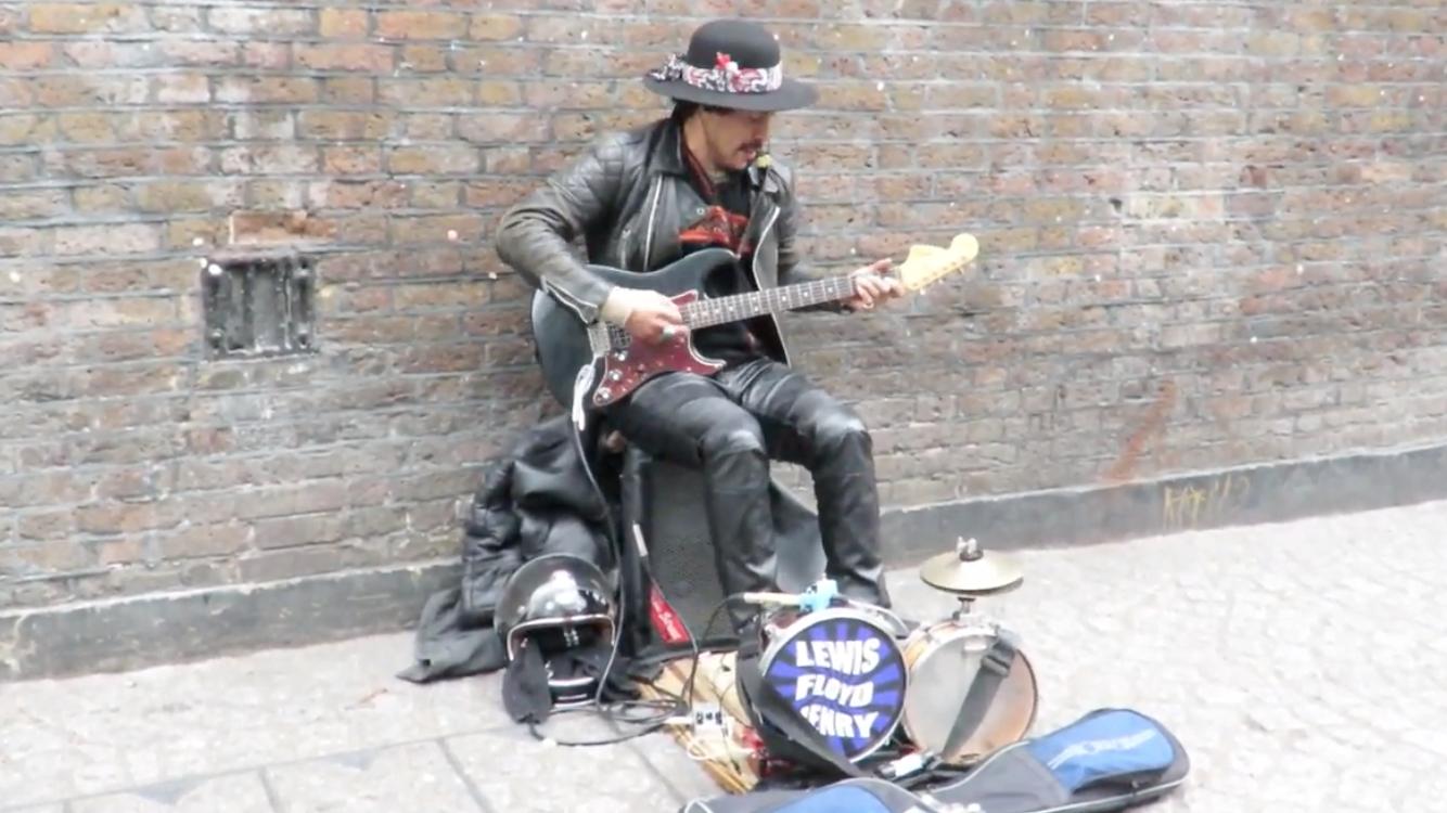 Brick Lane London UK