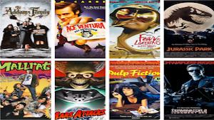 90's Corny Movies